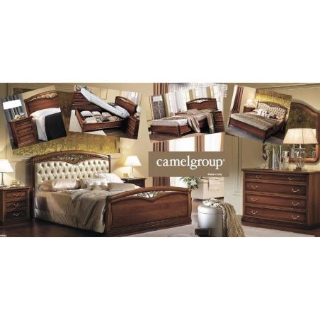 Camelgroup Nostalgia спальня - Фото 19