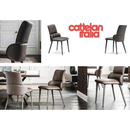 Cattelan Italia стулья и полукресла - Фото 3
