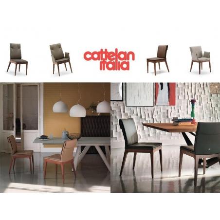 Cattelan Italia стулья и полукресла - Фото 4