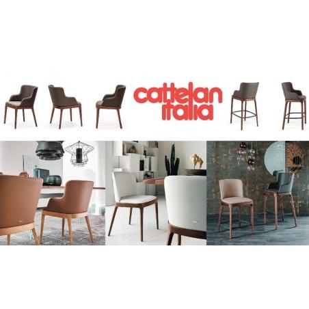 Cattelan Italia стулья и полукресла - Фото 5