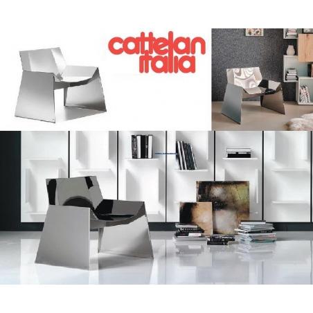Cattelan Italia стулья и полукресла - Фото 6