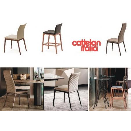 Cattelan Italia стулья и полукресла - Фото 8