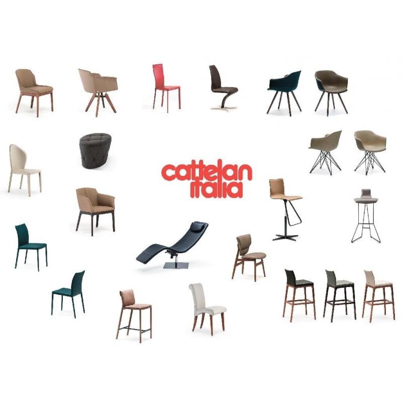 Cattelan Italia стулья и полукресла