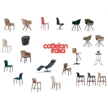 Cattelan Italia стулья и полукресла - Фото 1