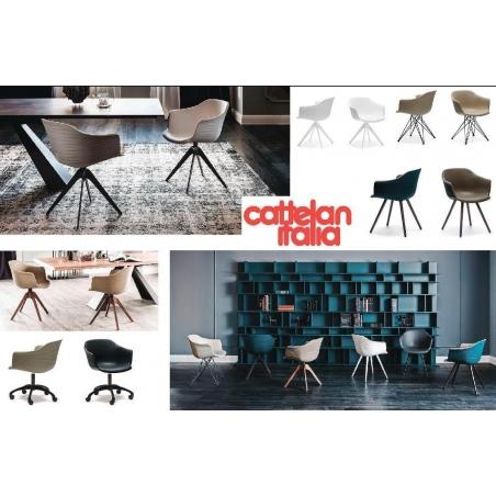 Cattelan Italia стулья и полукресла - Фото 2
