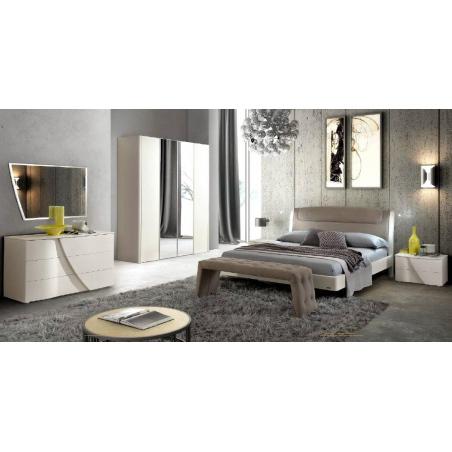 Camelgroup Luna спальня  - Фото 5
