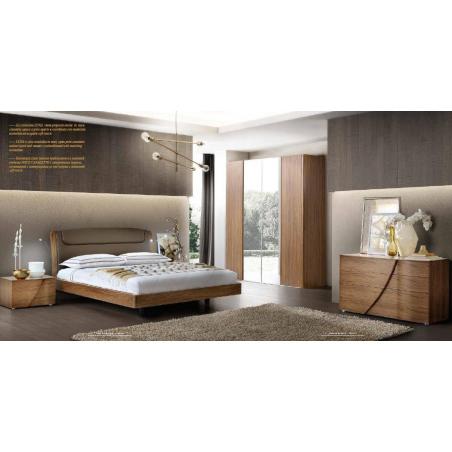 Camelgroup Luna спальня  - Фото 3