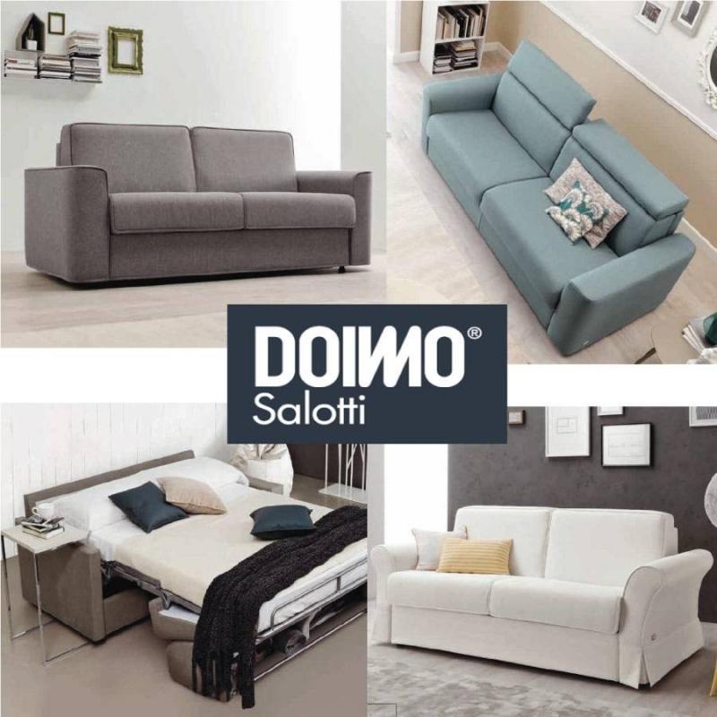 Doimo Salotti раскладные диваны-кровати