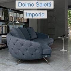 Doimo Salotti кожаные диваны серии Emporio