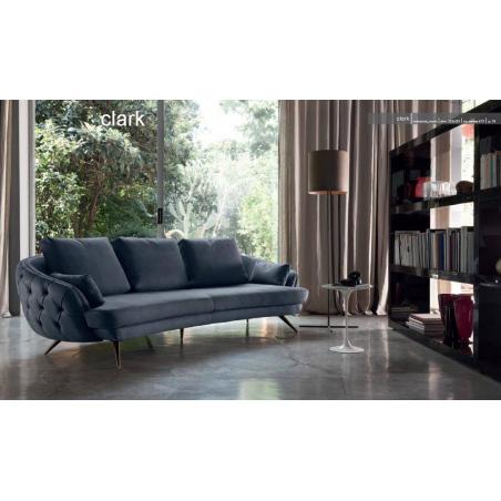 Doimo Salotti кожаные диваны серии Emporio - Фото 6