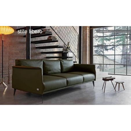 Doimo Salotti кожаные диваны серии Emporio - Фото 8