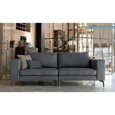Doimo Salotti кожаные диваны серии Emporio - Фото 12