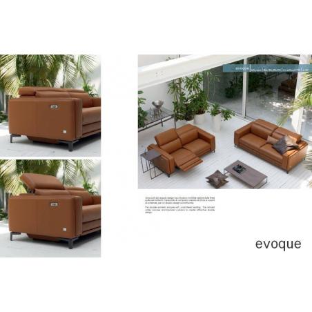 Doimo Salotti кожаные диваны серии Emporio - Фото 14
