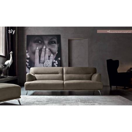Doimo Salotti кожаные диваны серии Emporio - Фото 17