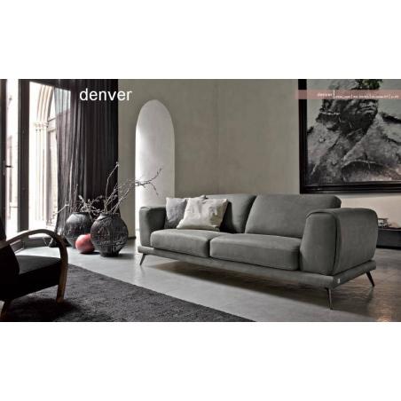 Doimo Salotti кожаные диваны серии Emporio - Фото 20