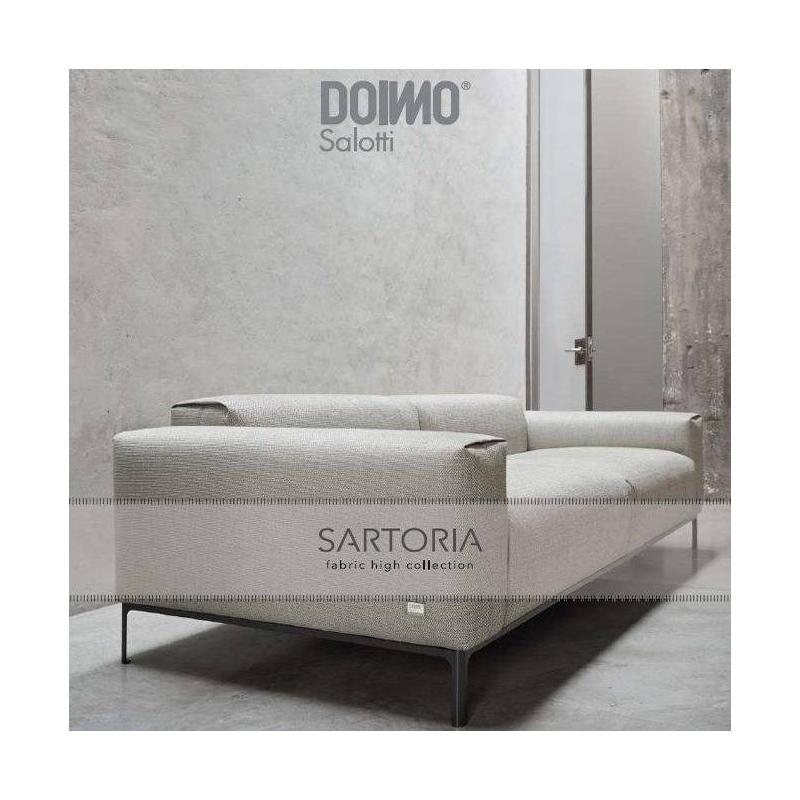 Doimo Salotti тканевые диваны серии Sartoria