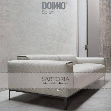 Doimo Salotti тканевые диваны серии Sartoria - Фото 1