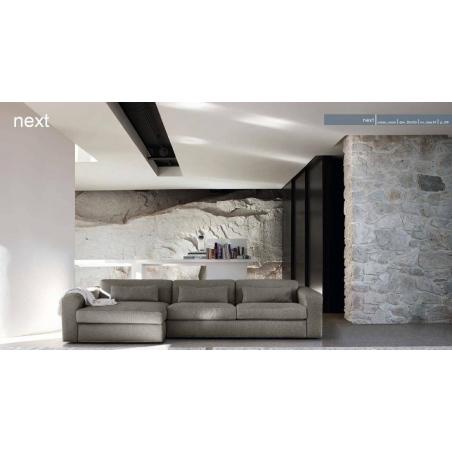 Doimo Salotti тканевые диваны серии Sartoria - Фото 19