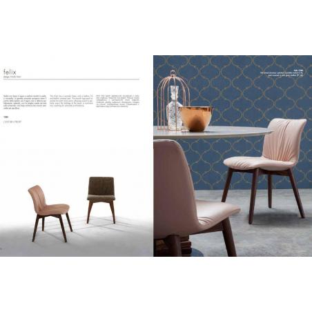 Tonin Casa стулья и полукресла - Фото 7