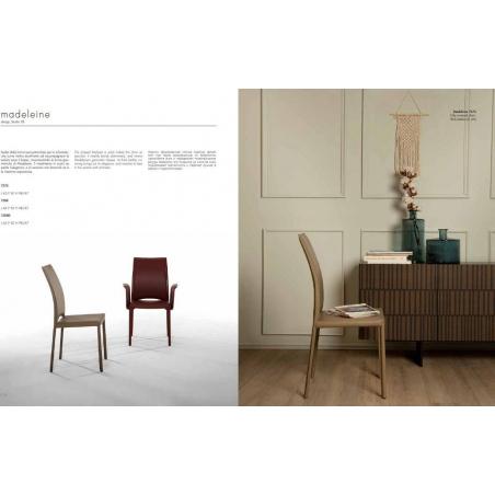Tonin Casa стулья и полукресла - Фото 11
