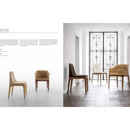 Tonin Casa стулья и полукресла - Фото 12