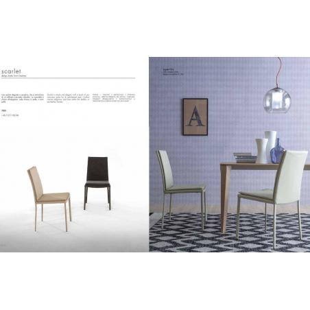 Tonin Casa стулья и полукресла - Фото 17