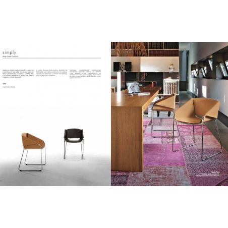 Tonin Casa стулья и полукресла - Фото 18