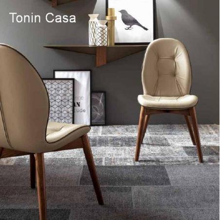 Tonin Casa стулья и полукресла - Фото 1