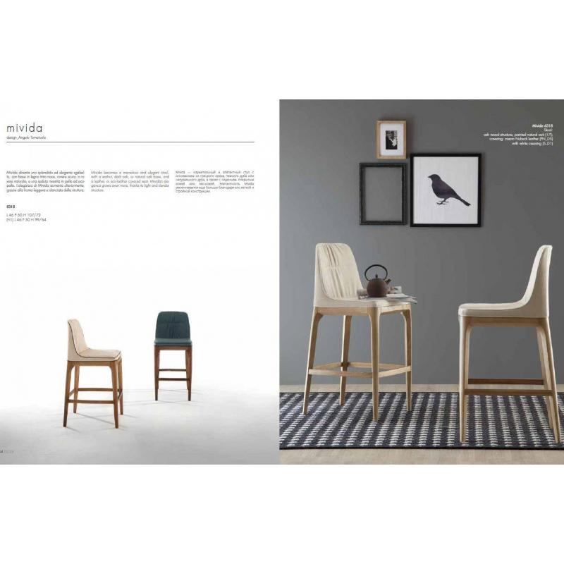 Tonin Casa барные стулья