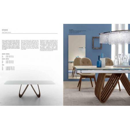 Tonin Casa обеденные столы - Фото 2