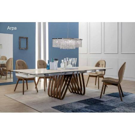Tonin Casa обеденные столы - Фото 3