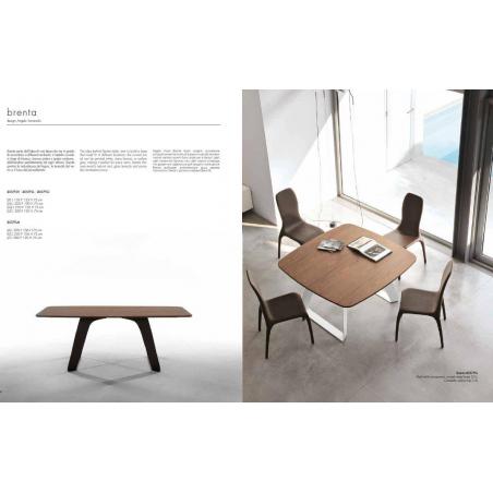 Tonin Casa обеденные столы - Фото 4