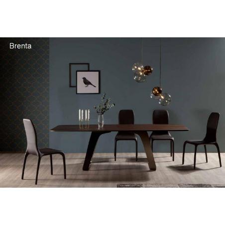 Tonin Casa обеденные столы - Фото 5
