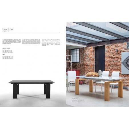Tonin Casa обеденные столы - Фото 6