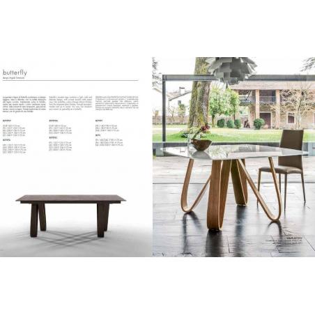 Tonin Casa обеденные столы - Фото 8