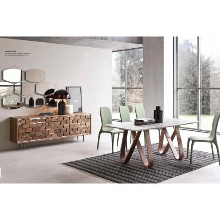 Tonin Casa обеденные столы - Фото 9