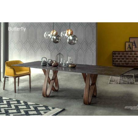 Tonin Casa обеденные столы - Фото 10
