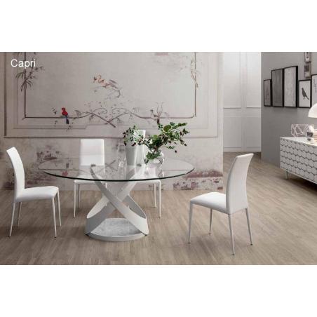 Tonin Casa обеденные столы - Фото 12