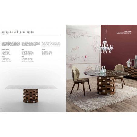 Tonin Casa обеденные столы - Фото 13