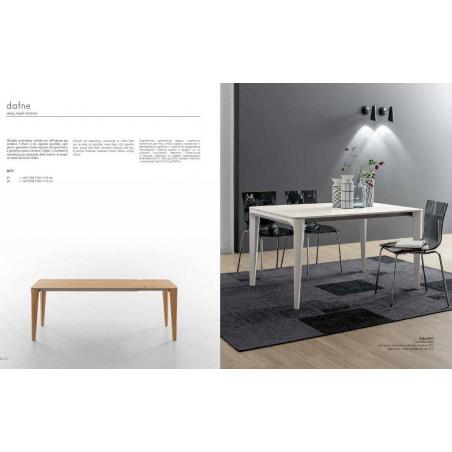 Tonin Casa обеденные столы - Фото 15