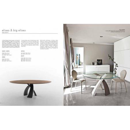 Tonin Casa обеденные столы - Фото 16