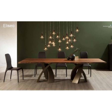 Tonin Casa обеденные столы - Фото 17