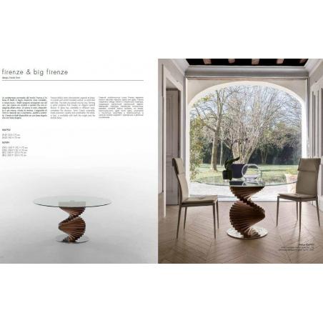 Tonin Casa обеденные столы - Фото 18