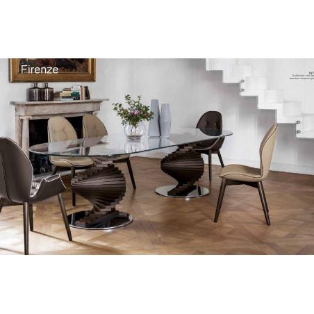 Tonin Casa обеденные столы - Фото 19