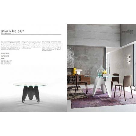 Tonin Casa обеденные столы - Фото 20