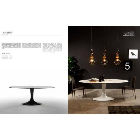 Tonin Casa обеденные столы - Фото 22