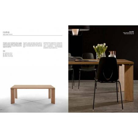 Tonin Casa обеденные столы - Фото 26