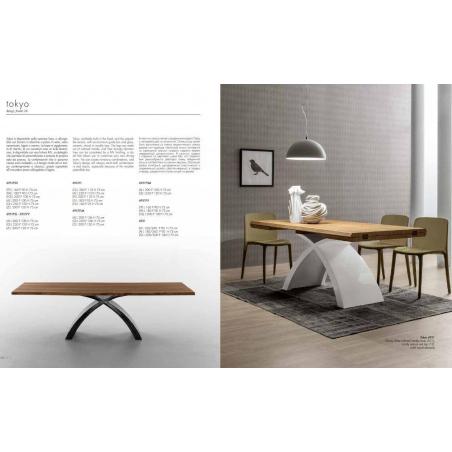 Tonin Casa обеденные столы - Фото 27