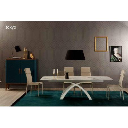 Tonin Casa обеденные столы - Фото 28