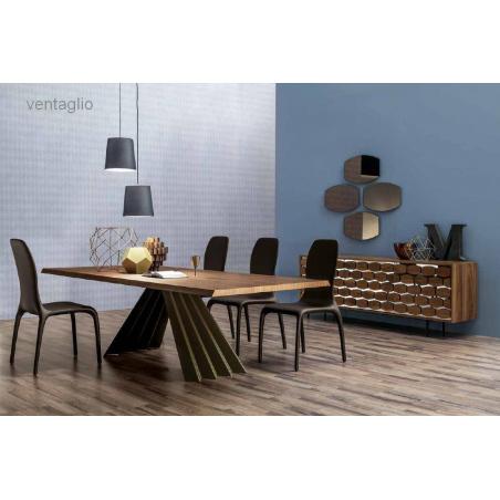 Tonin Casa обеденные столы - Фото 30